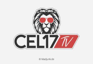 Logo design für cel17tv