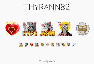 Emotes for twitch.tv/thyrann82