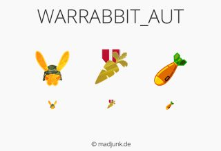 Emotes for twitch.tv/warrabbit_aut