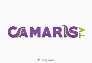 Logo design für CamarisTV