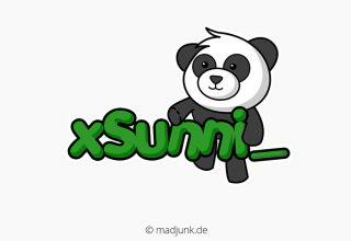 Logo design für xSunni_