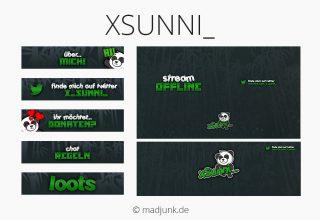 Kanaldesign für xSunni_
