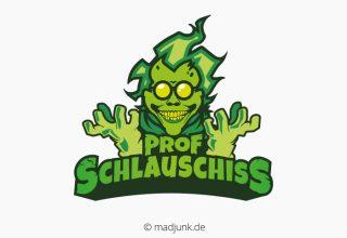 Logo design für Prof_Schlauschiss