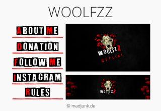 Kanaldesign für woolfz_z